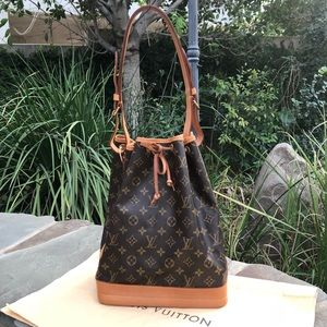 "💯Louis Vuitton Monogram Noe ""W/DUST BAG"" ❤️EUC❤️"